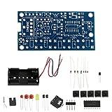 BIlinli Radio Estéreo FM Receptor de Radio PCB Módulo DIY Kits Electrónicos 76MHz-108MHz