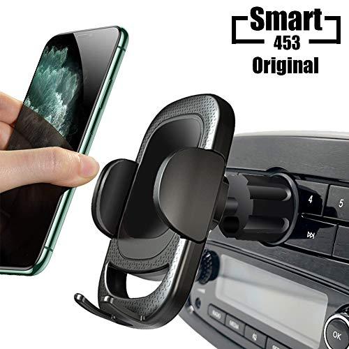 Handyhalterung für Smart 453, Halterung der Zweiten Generation für Smart ForTwo/ForFour (2020 Upgrade)