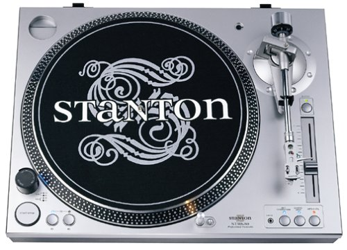 Stanton STR8-80 Direct Drive Digital Turntable (Discontinued by Manufacturer)