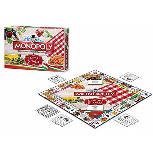 The Box 232824 - Monopoly Sapori d'Italia
