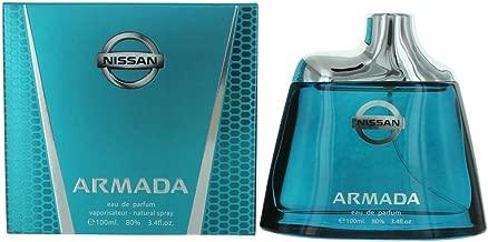 Nissan Armada Men's Eau de Toilette Spray, 3.4 Ounce