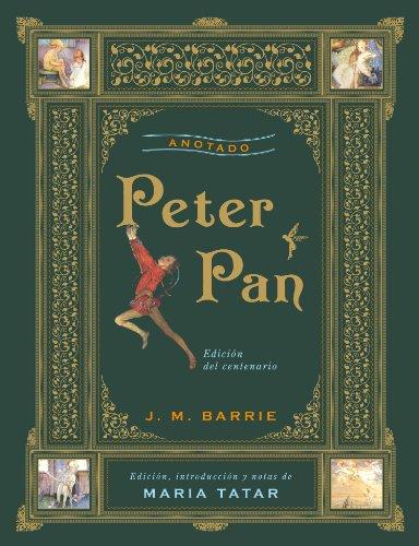 Peter Pan anotado (Grandes libros)