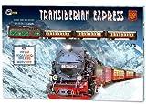 Pequetren 450 Trenino Elettrico Transiberiano Expresso (Giocattolo)