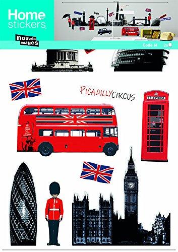 Unbekannt Pared Adhesivo London Skyline