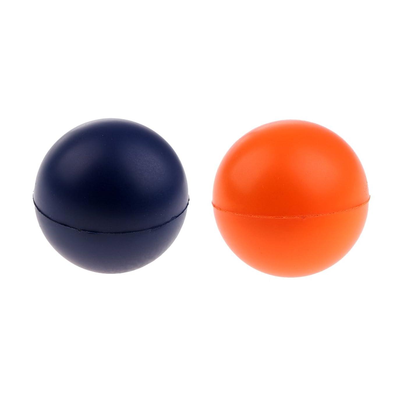 精査する知らせる水素SunniMix 2本 50ミリメートル テニス訓練 テニスボール リバース ベースボード ツール 丈夫