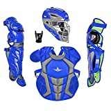 All-Star CKCC912S7XRO S7 AXIS Catching Kit/Ages 9-12 RO, Royal Blue