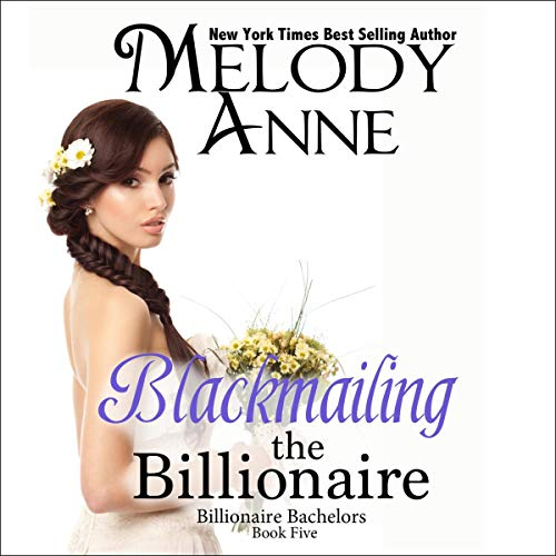 Blackmailing the Billionaire cover art