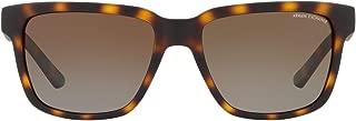 Armani Exchange Mens Sunglasses (AX4026) Plastic