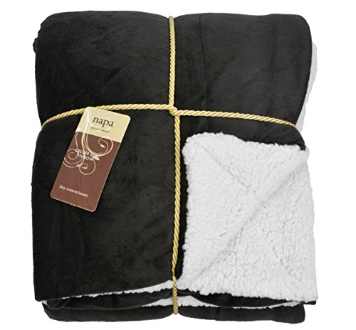 This blanket is a cozy gift ideas for a Sagittarius man.