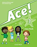 Pack Ace! 3. Class Book And Songs (+ CD) - 9780194007689
