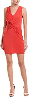 BCBGeneration womens TWIST FRONT JERSEY DRESS Special Occasion Dress