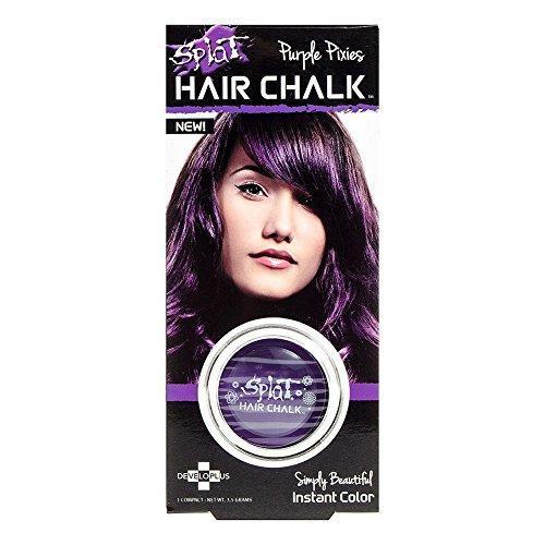 Splat Violett Pixies Haarkreide (Violett)