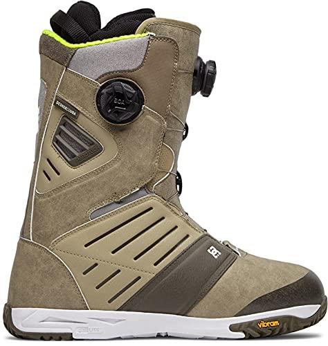 DC Judge BOA Mens Snowboard Boots Tan Sz 9