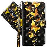 MRSTER Nokia 5 Étui à Rabat 3D Désign Portefeuille Housse [Magnétique] [Fonction Stand] [Porte...
