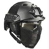 casco tactico militar antibalas