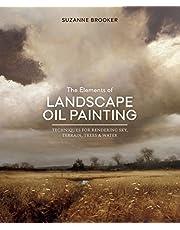 Brooker, S: Elements Of Landscape Oil Painting