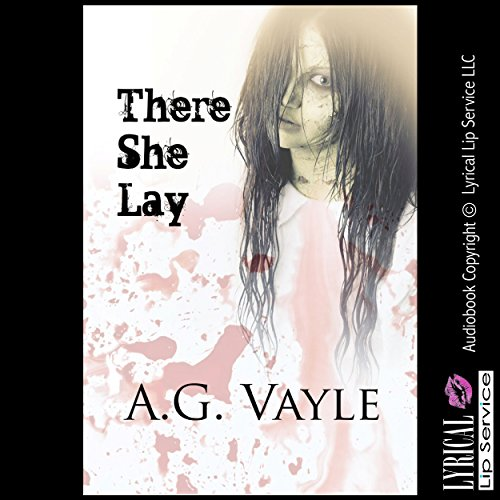 There She Lay audiobook cover art