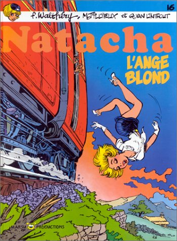 Natacha, tome 16 : L'ange blond