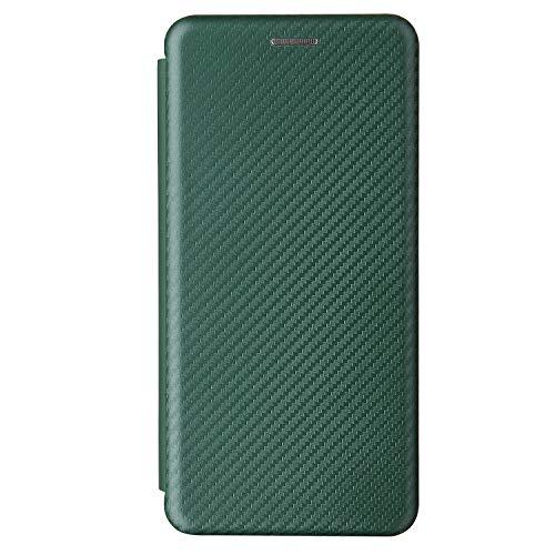 IMOK Funda para teléfono Xiaomi Mi Mix Fold,Billetera de Cuero PU con [Ranura para Tarjeta] [Cubierta magnética] [función de Soporte],Adecuada para Xiaomi Mi Mix Fold-Verde