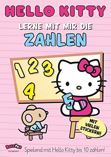 Hello Kitty - Lerne mit mir die Zahlen