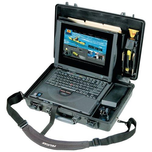 Pelican 1490cc1 Deluxe Notebook Computer Case - Black