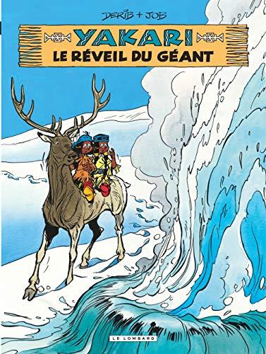 Yakari, tome 29 : Le Réveil du géant