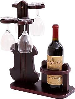 Logo TLF-FF Estante del Vino Copa de Vino en Rack Rack cáliz revés Botellero Abajo Vino del Estante del Vino