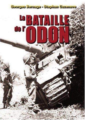 La bataille de l'Odon