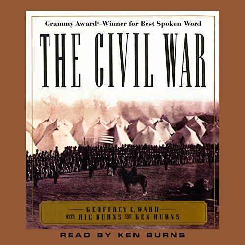 The Civil War audiobook cover art