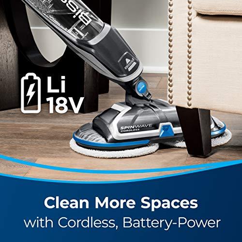 Bissell SpinWave Cordless Hard Floor Expert, 23159