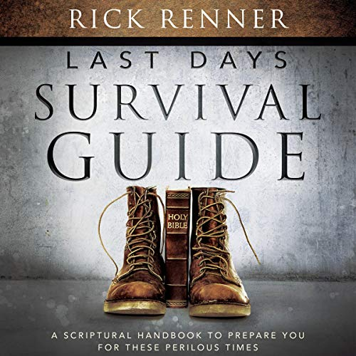 Last Days Survival Guide cover art