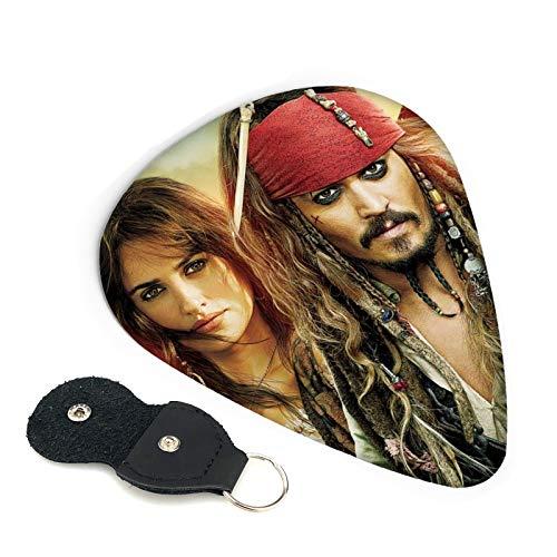 Cejilla de guitarra Piratas del Caribe para guitarra...