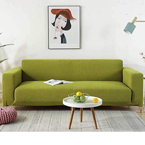 Jonist Funda Elastic Force, Funda para sofá Simple Todo Incluido, Lavable a máquina sin Costuras, Varios tamaños, código S 90-140cm-L