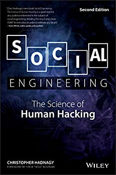 Social Engineering: The Science of Human Hacking by [Christopher Hadnagy]