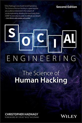 Amazon Com Social Engineering The Science Of Human Hacking Ebook Hadnagy Christopher Kindle Store