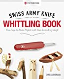 Victorinox Swiss Army Knife Whittling Book, Gift...