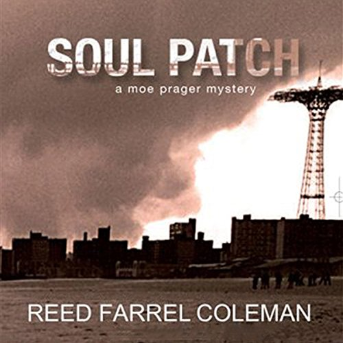 Soul Patch audiobook cover art