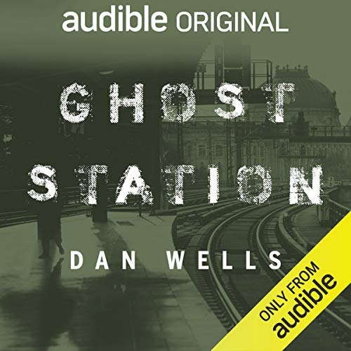 Couverture de Ghost Station