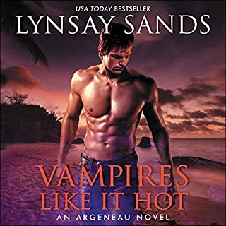 Vampires Like It Hot     An Argeneau Novel              Written by:                                                                                                                                 Lynsay Sands                               Narrated by:                                                                                                                                 P.J. Ochlan                      Length: 11 hrs and 4 mins     6 ratings     Overall 4.8