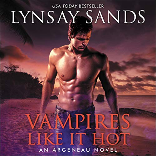 Vampires Like It Hot audiobook cover art