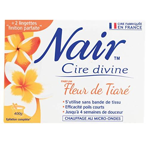 Nair - Cire Divine Fleur De Tiaré - Efficacité...