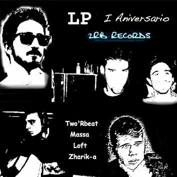 LP I Aniversario 2RB Records