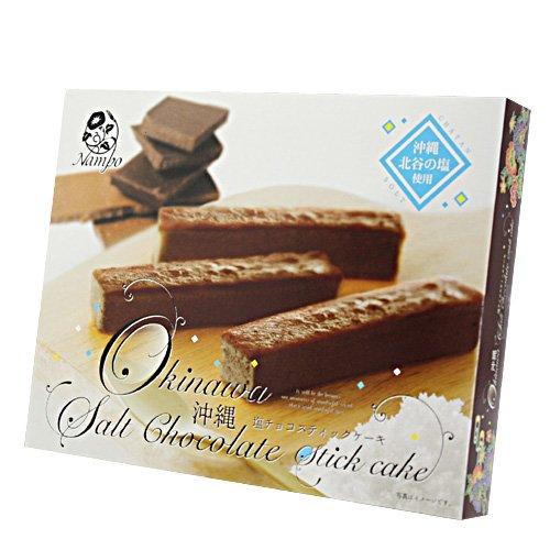 沖縄 塩チョコスティックケーキ 6個入