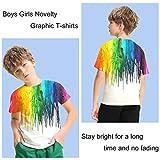 Immagine 1 idgreatim ragazzo t shirt da
