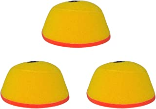 Air Filter for KTM 125 SX 2008-2011/150 SX 2008-2010/150 XC 2010/200 XCW 2008-2011/XC 2008-2009 Road Passion (pack of 3)