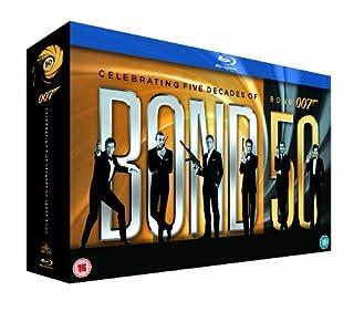 James Bond - 22 Film Collection [Blu-ray] [1962] (B006PFCQR4) | Amazon price tracker / tracking, Amazon price history charts, Amazon price watches, Amazon price drop alerts