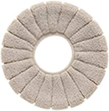 Toilet Seat Covers - Bathroom Toilet Seat Closestool Washable Soft Warmer Mat Cover Pad Cushion - Clark Uhoo2019 Round Potty Rubber Adults Cushion Long Pack Toilet Rugs Parts Unique Holder