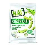 N.A! Cris'peas Saveur Crème Oignon 50 g - Lot de 5...