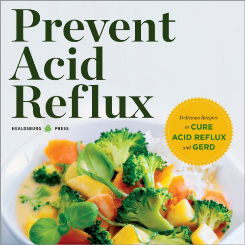 Prevent Acid Reflux audiobook cover art