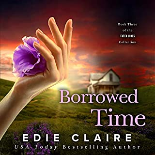 Borrowed Time                   Written by:                                                                                                                                 Edie Claire                               Narrated by:                                                                                                                                 Amber Benson                      Length: 10 hrs and 39 mins     Not rated yet     Overall 0.0